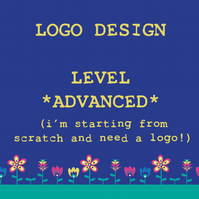 Logo Design - Advanced Level (Logo From Scratch)