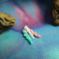 Bunch of three Unicorn Horns Magic! OOAK Sculpt by artist Ann Galvin