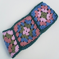 Granny Square Ear Warmer/Head Band