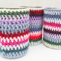 Crochet Pot/Vase Cosy