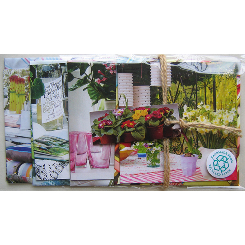 'al fresco' - eco card 4 pack