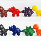 Set of 8 Dinosaur Crayons