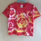 Tie dyed T-shirt