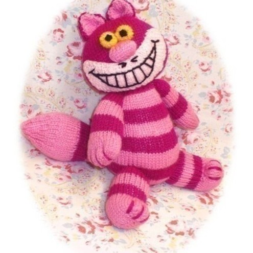 CHESHIRE CAT PATTERN Patterns For You