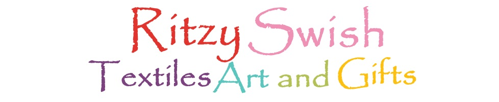 Ritzy Swish Textiles Art and Gifts