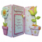 Any Occasion Floral Tri Fold Handcrafted 3D Decoupage Card Special Daughter