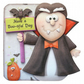 Dracula Vampire Halloween Card 3D Decoupage & Matching Envelope