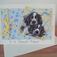 To A Special  Friend....ref 56