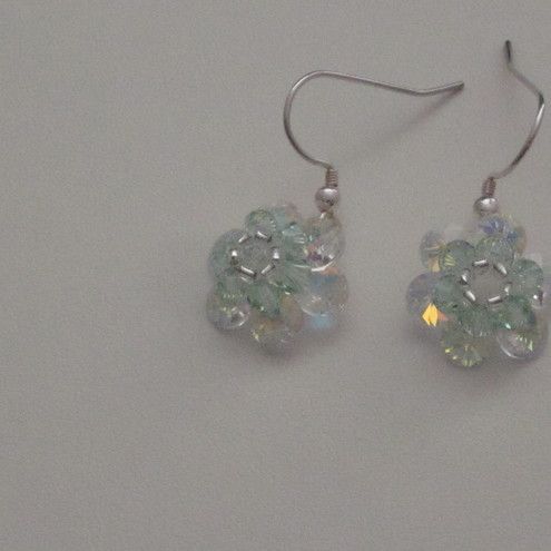 Swarovski crystal earrings (87)