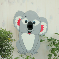 Koala Handmade Bird Box