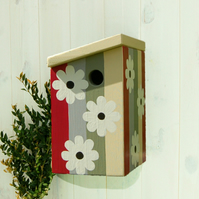 Flowers Bird Box