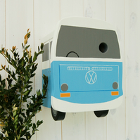 Campervan Handmade Bird Box