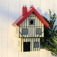 Tudor House Bird Box