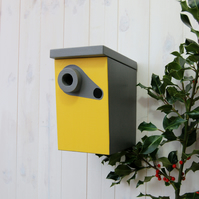 Speed Camera Bird Box