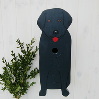 Labrador Dog Bird Box