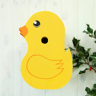 Handcrafted Duck Bird Box