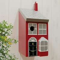 Victorian House Bird Box