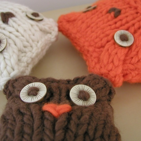 PDF Pattern Wide Awake  Sleepy Owls