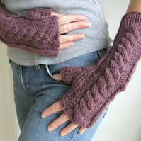 Weekend Gloves PDF Knitting Pattern
