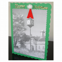 Christmas Card Sent From Coventry Ex-pat Greetings