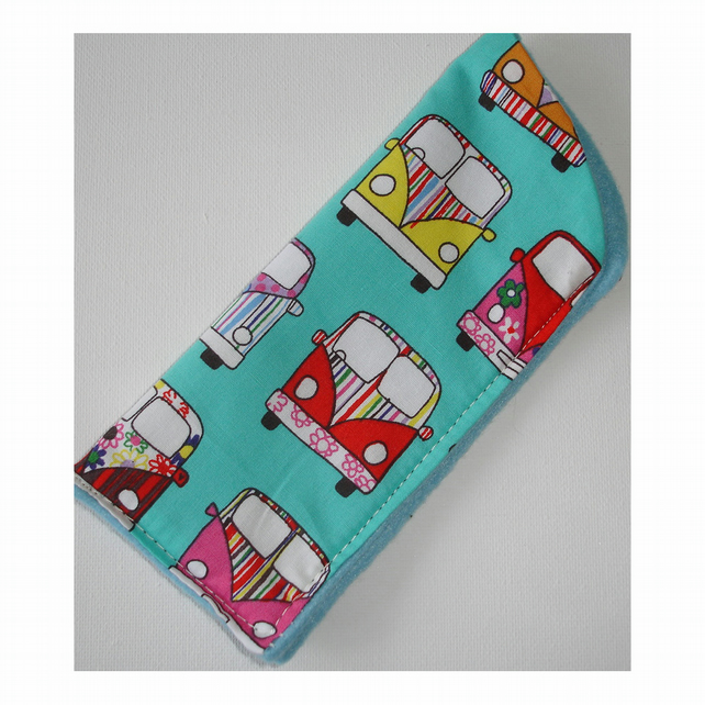 Glasses Case Spectacles Sleeve Campervans