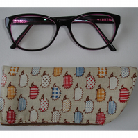 Hedgehog Glasses Case Sleeve