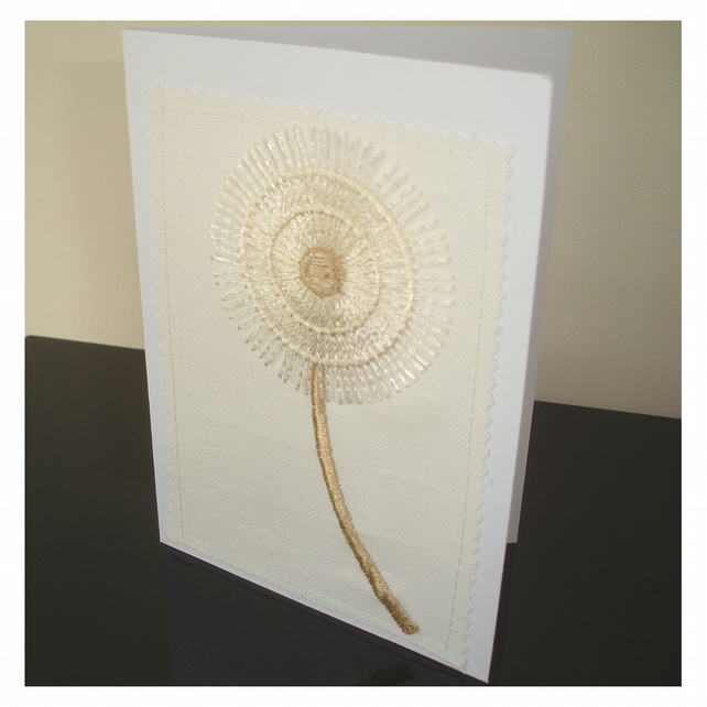 Daisy Notelet Card