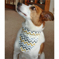 Dog Bandana Over The Collar Scarf