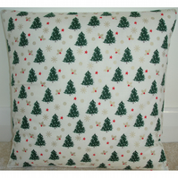 Christmas Trees Cushion Cover