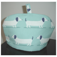 Dachshund Tea Cosy For A Small Teapot