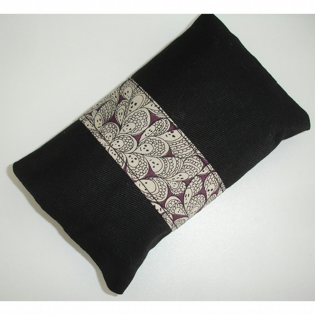 Pocket Tissue Holder Liberty Cranford Grayson Perry Purple Black
