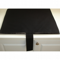 Mat Pad Cover Everhot 60 Range Black