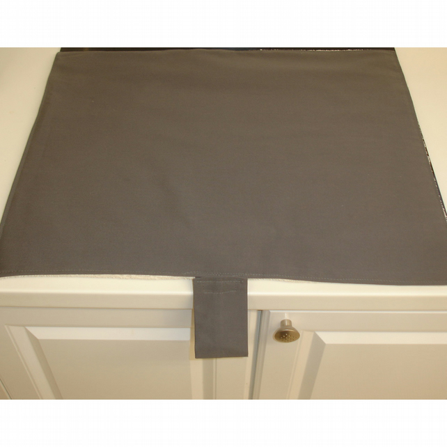 Mat Pad Cover Everhot 60 Range Grey