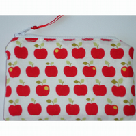 Red Apple Coin Purse