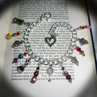 Glam Night Out Charm Bracelet