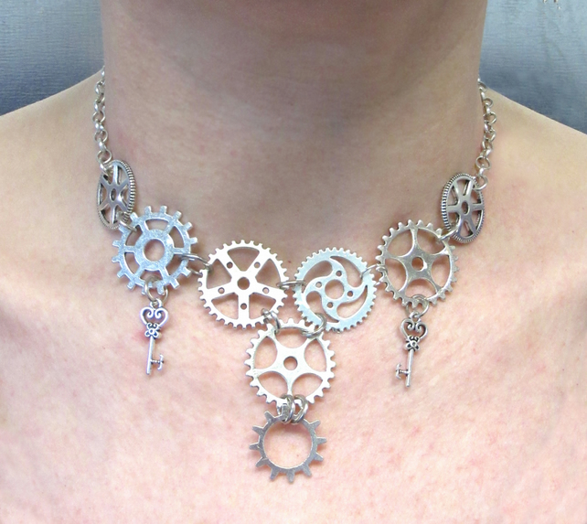 Pure Cognition Necklace and Earring Set