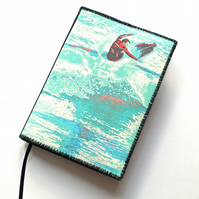 Notebook Cover, A6, St Ives Surfing, Photo-Art, Made To Order