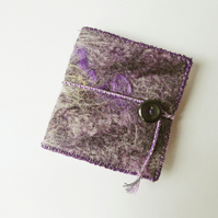 Felt Needle Case, Sewing Case, Sewing Needle Case, Needlecase, Sewing Gift