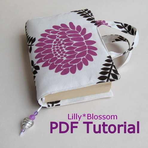 Pompom Bag: Free Designer Sewing Pattern - DIY Crafts w/ FCG