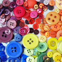 Button Bags- six colours X 30g each