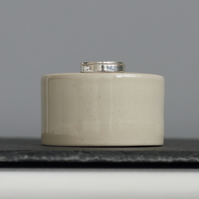 Sterling Silver Plain Rings (Free UK Postage)