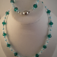 Fresh Mint Dream Necklace