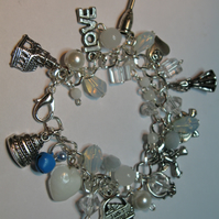 Wedding Day Charm Bracelet