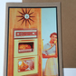 Vintage Kitchen recycled Card 50's 60's