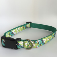 geo wave dog collar - size 4