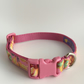 spring sprout dog collar - size 2