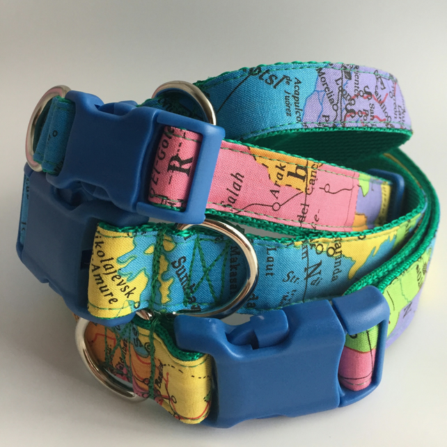 Explorer dog collar - size 1