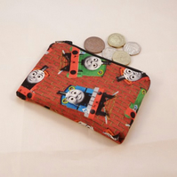 Thomas The Tank Engine and Friends Fabric Coin Purse - Free P&P