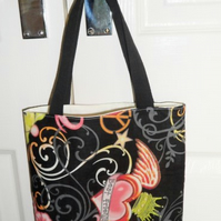 Best Friends Fabric Tote Bag - Free UK P&P