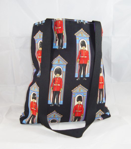 London Guards Fabric Tote Bag - Free UK P&P